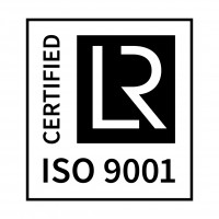 LRQA ISO 9001 (blanc)